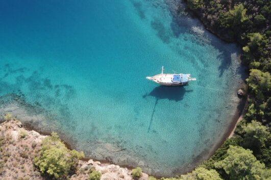bodrum luxury boat trip