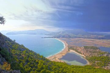 Bodrum Dalyan Tour/ Turtle Beach