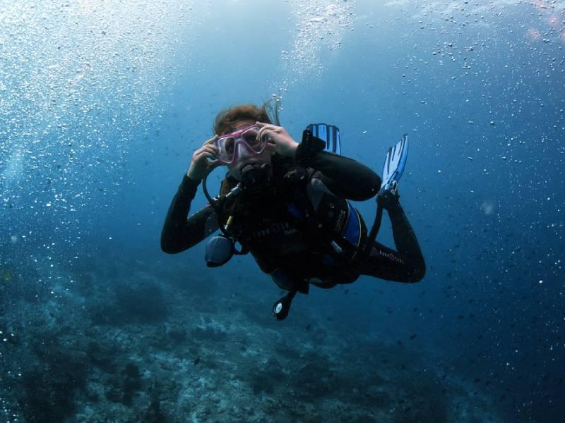 Kusadasi Scuba Diving