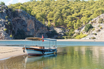 Marmaris Dalyan Turtle Beach Tour