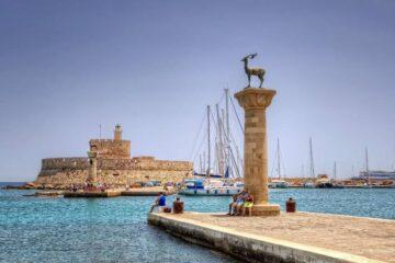 Marmaris To Rhodes Ferry