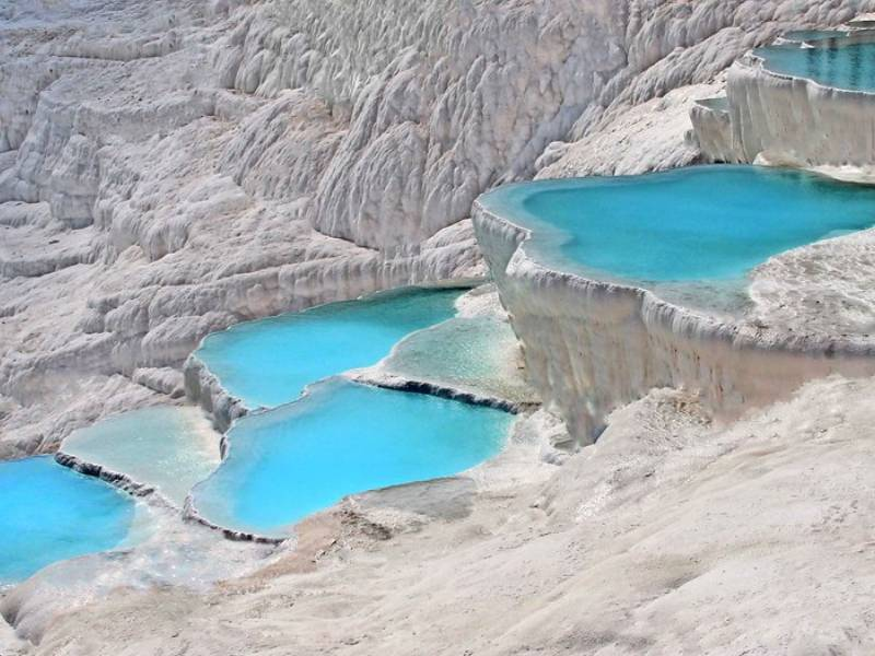 From Marmaris to Pamukkale