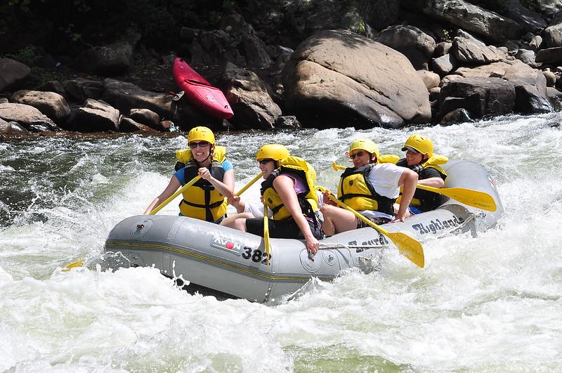 Bodrum rafting tour