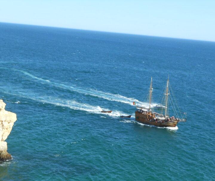 Fethiye Pirate Boat Trip