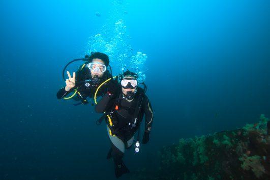 Fethiye Scuba Diving