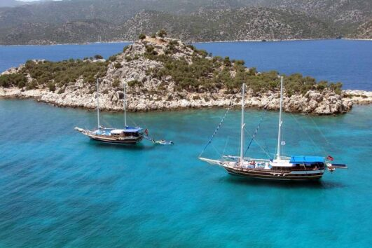 Marmaris Private Boat Trips